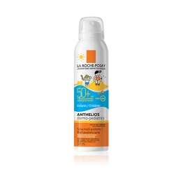 LA ROCHE-POSAY ANTHELIOS DERMO-PEDIATRIC SPRAY MULTI-POSITIONS SPF50+ 125ML