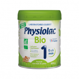 PHYSIOLAC BIO 1 LAIT 900G