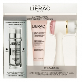LIERAC LUMILOGIE COFFRET CORRECTION TACHES