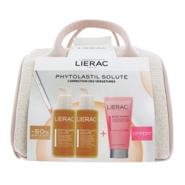 LIERAC TROUSSE VANITY PROGRAMME CORPS ANTI-VERGETURES