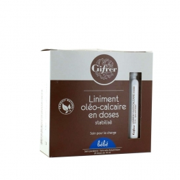 GIFRER LINIMENT UNIDOSES 20x10 ML