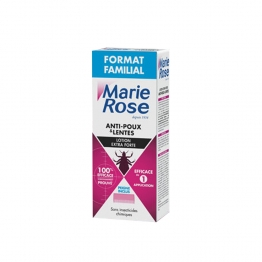 MARIE ROSE LOTION EXTRA FORTE POUX + LENTES 100 ML