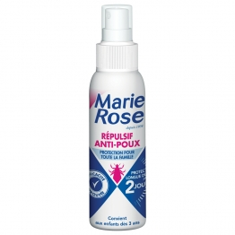 MARIE ROSE SPRAY REPULSIF ANTI-POUX 48H 100ML