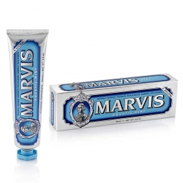 MARVIS DENTIFRICE AQUATIC MINT (MENTHE AQUATIQUE) 85ML