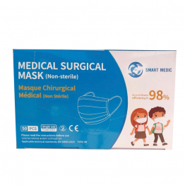 Masque chirurgical pour enfants Type IIR x50 Facemask