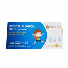 Masque chirurgical pour enfants Type IIR Facemask