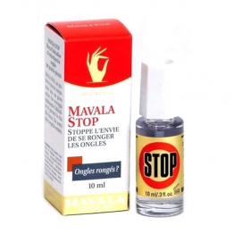 MAVALA STOP ONGLES RONGES 10ML