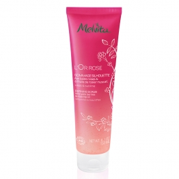 MELVITA L'OR ROSE GOMMAGE SILHOUETTE 150ML