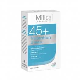 MILICAL 45+ RETENTION D'EAU 28 COMPRIMES