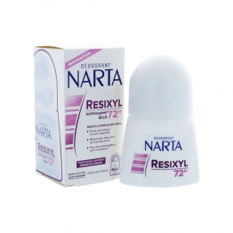 NARTA RESIXYL ANTI-TRANSPIRANT 72H BILLE 50ML