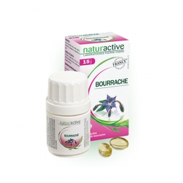 NATURACTIVE BORAGE OIL X 30 CAPSULES
