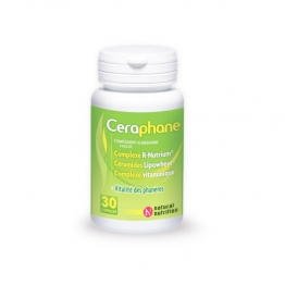 NATURAL NUTRITION CERAPHANE 3X30 CAPSULES