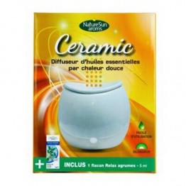 NATURESUN AROMS DIFFUSEUR CERAMIC