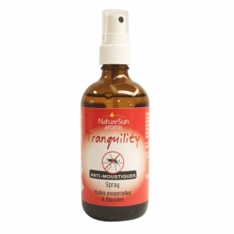NATURESUN AROMS SPRAY TRANQUILITY ANTI-MOUSTIQUES 100ML