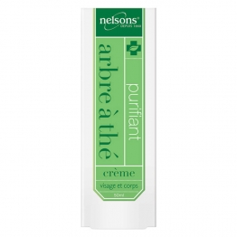 NELSONS CREME ARBRE A THE PURIFIANT 50ML