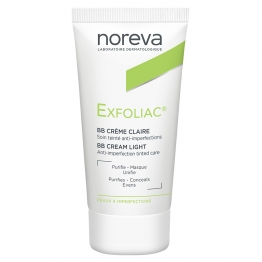 NOREVA EXFOLIAC SOIN ANTI-IMPERFECTIONS TEINTE CLAIR 30ML