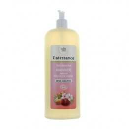 LEA NATURE NATESSANCE ALMOND AND PEACH SHOWER GEL 1L