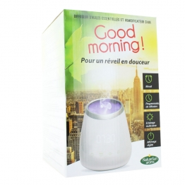 NATURESUN AROMS DIFFUSEUR GOOD MORNING BLANC