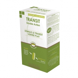 NUTRIGEE TRANSIT DOUBLE ACTION 60 COMPRIMES