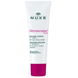 NUXE NIRVANESQUE SMOOTHING EMULSION 1 ST WRINKLES COMBINATION SKINS 50 ML