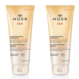 NUXE SUN SHAMPOING DOUCHE HYDRATANT APRES SOLAIRE 200 ML