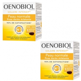 OENOBIOL SOLAIRE INTENSIF PEAUX NORMALES 2x30 CAPSULES