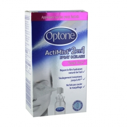 OPTONE SPRAY OCULAIRE ACTIMIST 2EN1 YEUX SECS 10ML