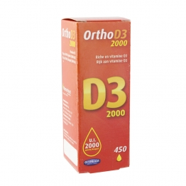 ORTHONAT ORTHO D3 2000 20ML
