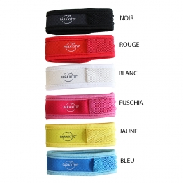 PARA KITO BRACELET COULEUR REPULSIF ANTI MOUSTIQUE NATUREL
