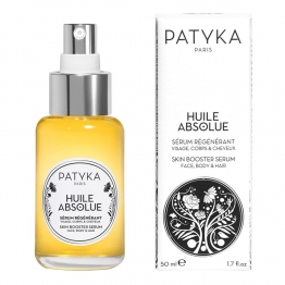 PATYKA HUILE ABSOLUE VISAGE CORPS ET CHEVEUX BIO 50ML