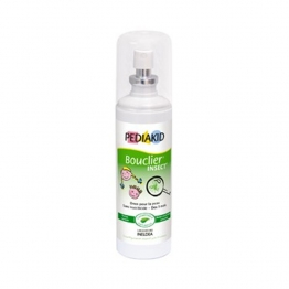 PEDIAKID BOUCLIER INSECT SPRAY REPULSIF AUX H.E. 100ML
