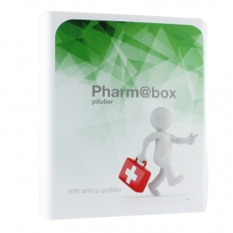 PHARM'UP PHARMABOX PILULIER SEMAINIER