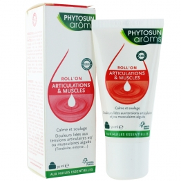 PHYTOSUN AROMS ROLL ON ARTICULATIONS ET MUSCLES 50ML