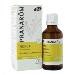 PRANAROM ORGANIC CASTOR OIL 50ML