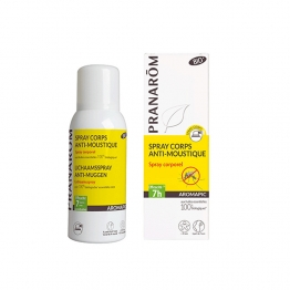 PRANAROM AROMAPIC SPRAY ANTI-MOUSTIQUE BIO 75ML