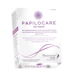 PROCARE PAPILOCARE GEL VAGINAL 7X5ML