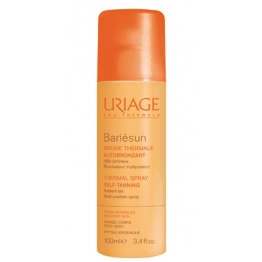 URIAGE BARIESUN BRUME THERMALE AUTOBRONZANT VISAGE ET CORPS 100ML