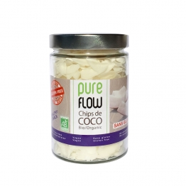 PURE FLOW CHIPS COCO BIO 125G