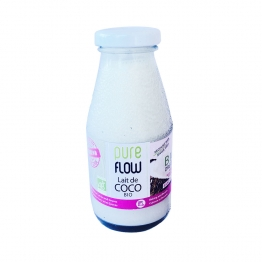 PURE FLOW LAIT DE COCO BIO 250ML