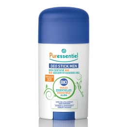 PURESSENTIEL DEO STICK MEN BIO 50ML