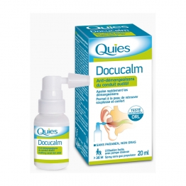 QUIES DOCUCALM ANTI DEMANGEAISONS 20ML