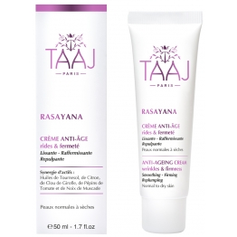 TAAJ CREME ANTI-AGE RASAYANA 50ML
