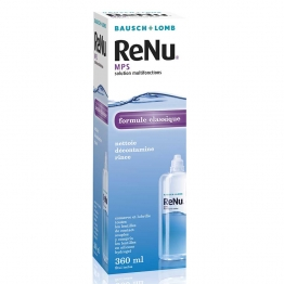 RENU MPS SOLUTION MULTIFONCTIONS FORMULE CLASIQUE 360ML