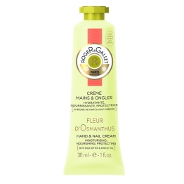 ROGER & GALLET CREME MAINS ET ONGLES FLEUR D OSMANTHUS 30ML