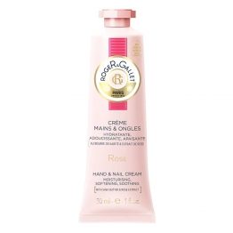 ROGER & GALLET CREME MAINS ET ONGLES ROSE 30ML