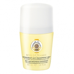 ROGER & GALLET DEODORANT BOIS D'ORANGE 50ML