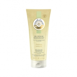 ROGER & GALLET GEL DOUCHE RESSOURCANT AMANDE PERSANE 200ML
