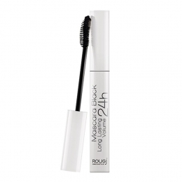 ROUGJ MASCARA BLACK 24H LONGUE TENUE