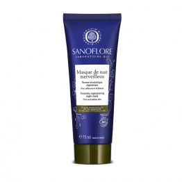 Organic Night Mask 75ml Merveilleuse Sanoflore