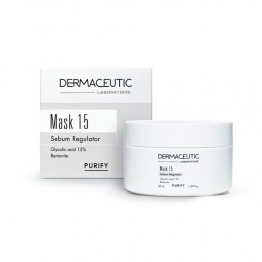 DERMACEUTIC MASK 15 REDUCTEUR DE SEBUM 50ML